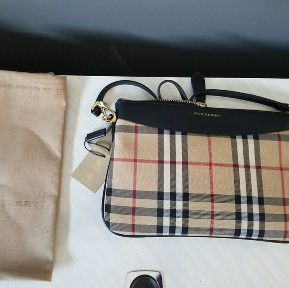 Burberry crossbody bag NWT